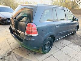 Opel Zafira B 2006 m dalys