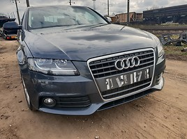 Audi A4 Sedanas 2009