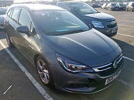 Opel Astra Universalas 2017