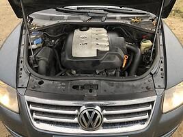 Volkswagen Touareg I 2004 m dalys