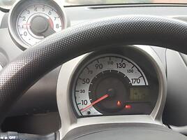 Citroen C1 I 1.0i AUTOMAT 4d pilk 2007 m dalys