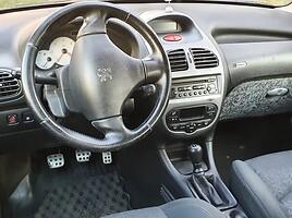 Peugeot 206 1.6 HDI 2005 m dalys