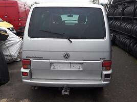 Volkswagen Multivan T4 2002 y parts