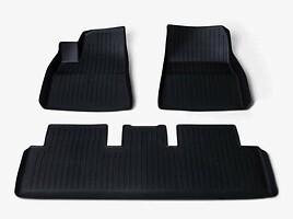 Kilimėlių komplektas gum. liners M3 (Tesla)