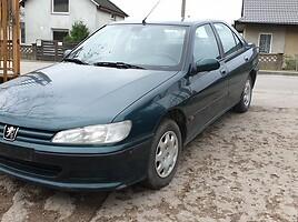 Peugeot 406 81 kW Sedanas 1997
