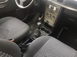Opel Meriva I 2006 m dalys