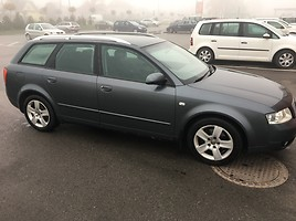 Audi A4 B6 Universalas 2004
