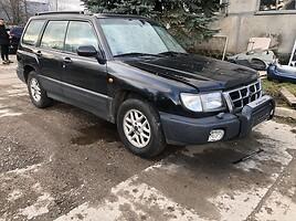 Subaru Forester I Visureigis 1998