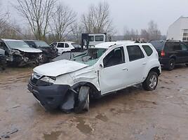 Dacia Duster Visureigis 2013
