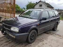 Volkswagen Golf III 81 kW, automatas Universalas 1997