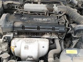 Hyundai Coupe 84 kW 2000 m dalys