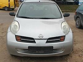 Nissan Micra K11 Hečbekas 2003