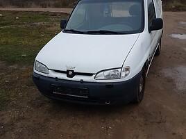 Peugeot Partner II (2008- ) Komercinis auto(su būda) 2001