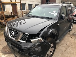 Nissan Pathfinder 2007 y parts