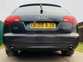 Audi A6 C6 2007 m dalys