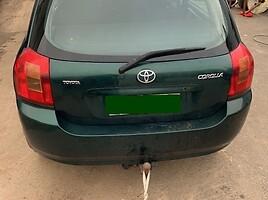 Toyota Corolla SERIA E12 2003 m dalys