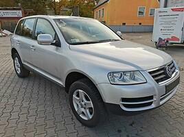 Volkswagen Touareg I Visureigis 2005