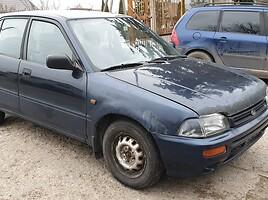 Daihatsu Charade 62 kW 1994 m dalys