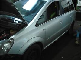Opel Zafira B 2006