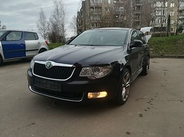 Skoda Superb II CBB LTD Sedanas 2010