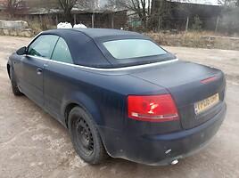 Audi Cabriolet Kabrioletas 2006
