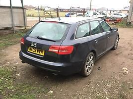 Audi A6 Universalas 2010