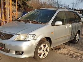 Mazda MPV Vienatūris 2002