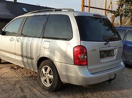 Mazda Mpv 2002 m dalys