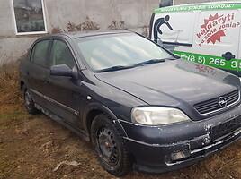 Opel Astra I Hečbekas 2001