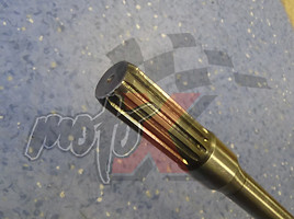 Variklis  HONDA BF25 BF30 Reduktorius  41100-ZV7-090ZA 2005 m
