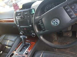 Volkswagen Touareg I tdi 2006 m dalys