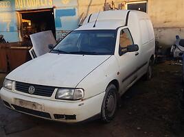 Volkswagen Caddy II Komercinis auto(su būda) 2002