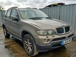 BMW X5 E53 Visureigis 2004