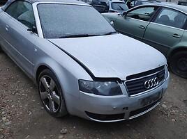 Audi A4 Kabrioletas 2006