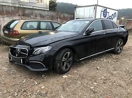 Mercedes-Benz E Klasė Sedanas 2018