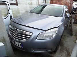Opel Insignia Universalas 2009