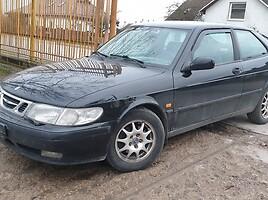 Saab 9-3 I Odinis salonas.85 kW Hečbekas 2000