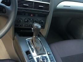 Audi A6 2006 m dalys