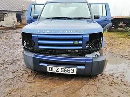Land Rover Discovery Visureigis 2005