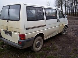 Volkswagen Transporter T1 1998 m dalys