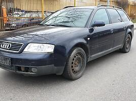 Audi A6 C5 Dėžės kod.ETM 132 kW Universalas 2000