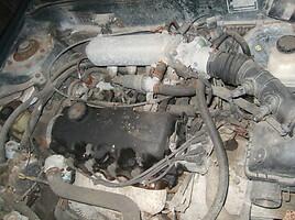 Hyundai Accent 1995 m dalys