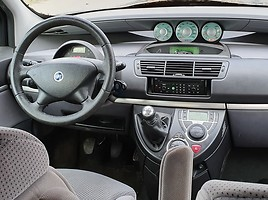 Fiat Ulysse 2004 m dalys