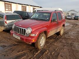 Jeep Cherokee 2006 г запчясти