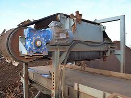 Akmens smulkinimo mašina  Trommel screen 2015 m