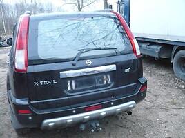 Nissan X-Trail I Visureigis 2004