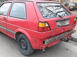 Volkswagen Golf II 40 kW 1991 m dalys