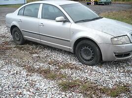 Skoda Superb I Sedanas 2003