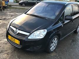 Opel Zafira B Vienatūris 2010