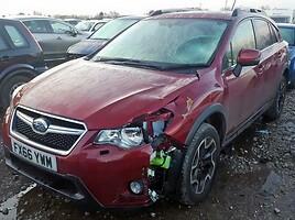 Subaru XV Visureigis 2016